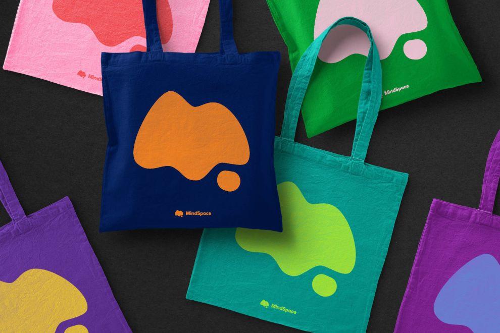 Mindspace Bags Print Design
