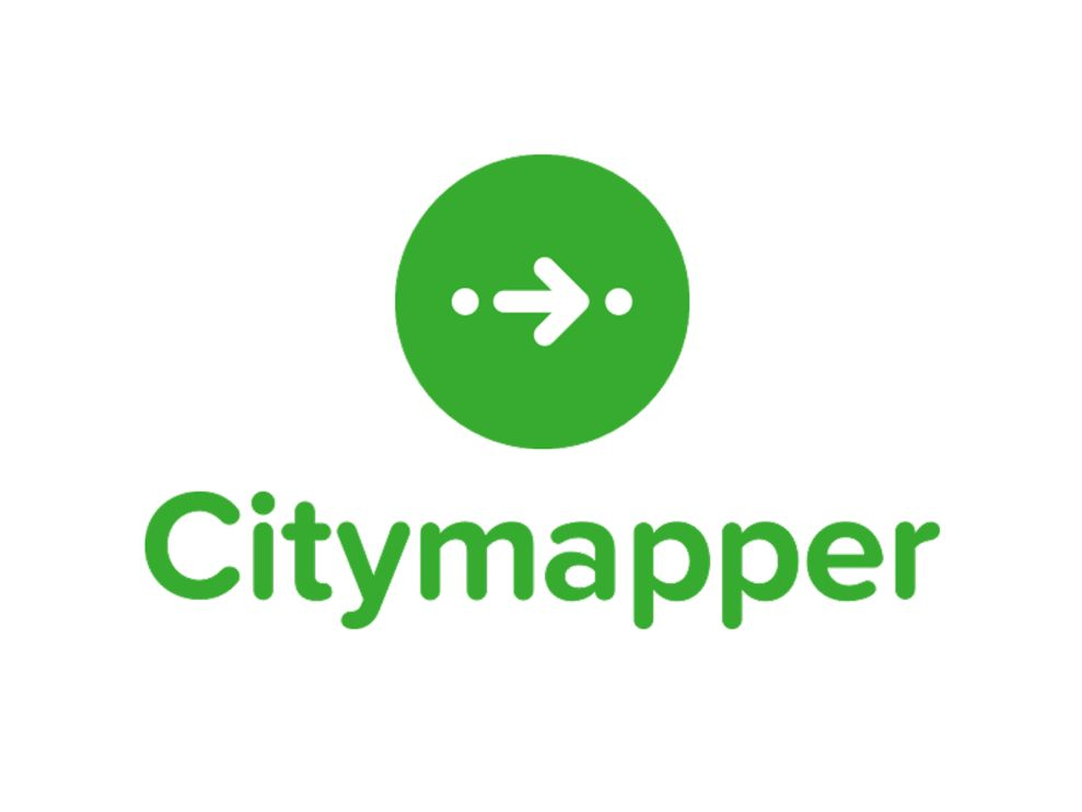 Citymapper Logo Design