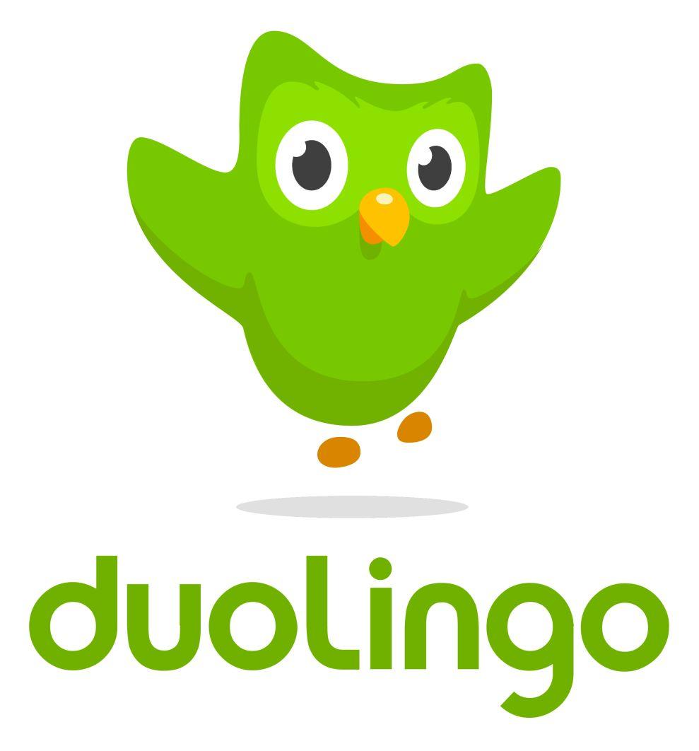 Duolingo Logo App Design