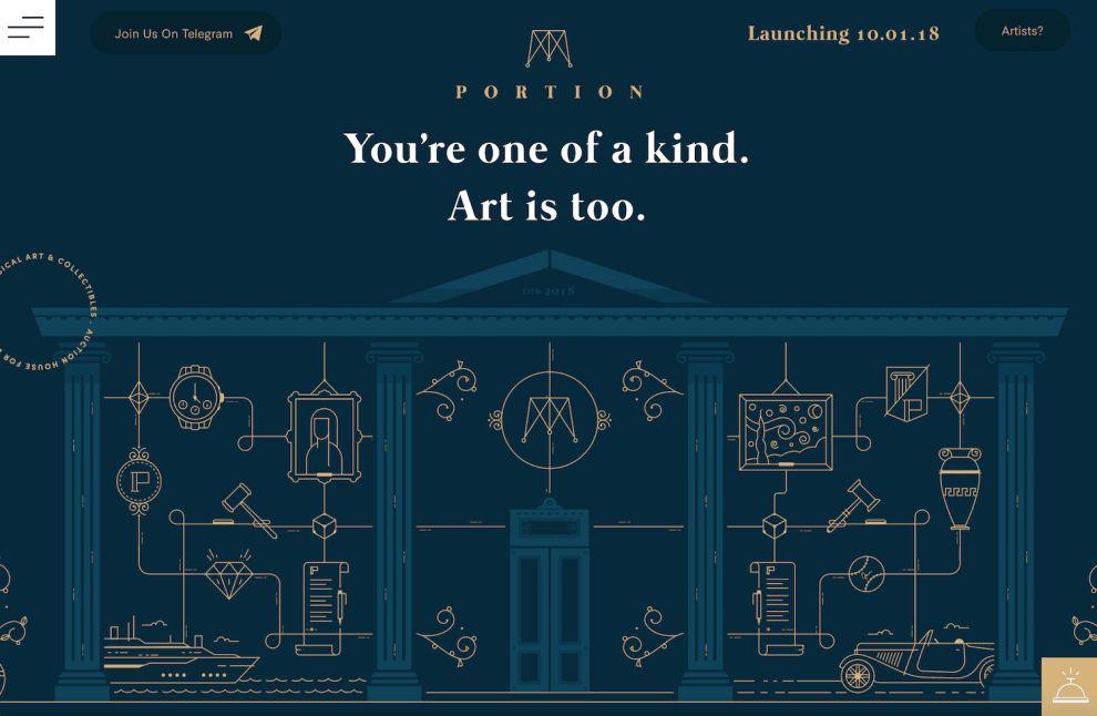 Portion Best Website Design