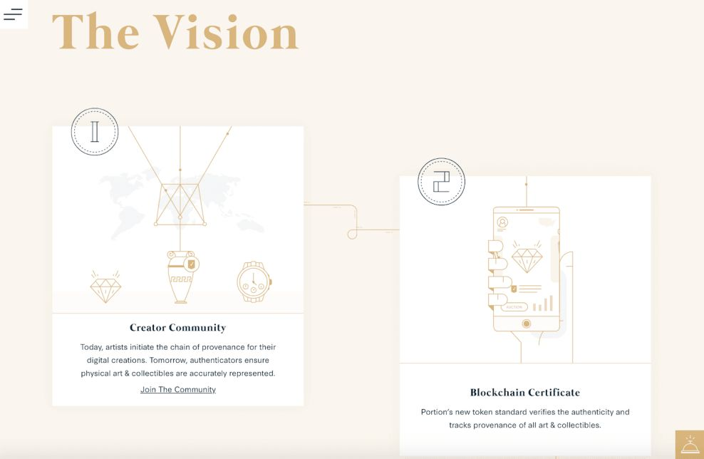 Portion Stunning Website Design