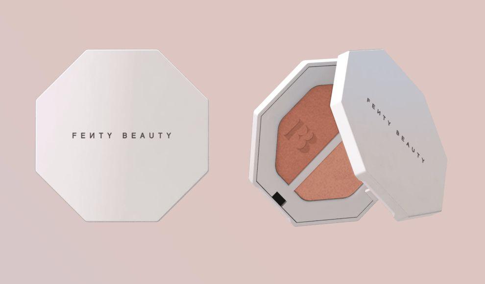 Fenty Beauty Cool Package Design