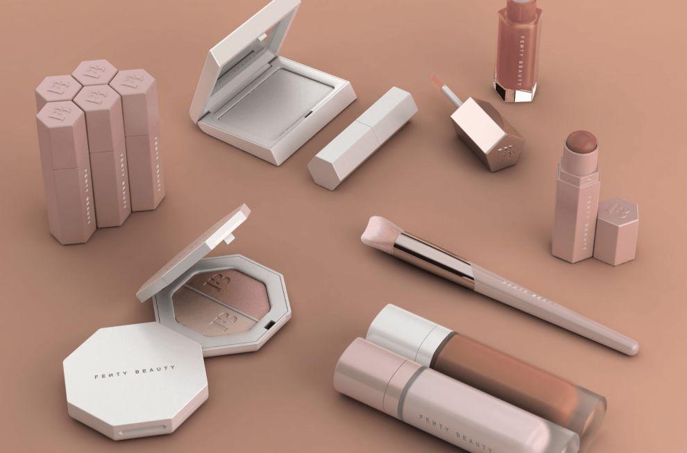 Fenty Beauty Stunning Package Design