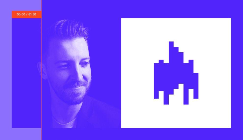 Australia Design Radio Fun Logo Design