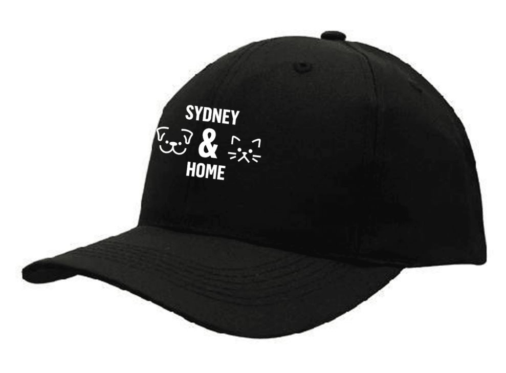 Sydney Dogs And Cats Hat Logo Design