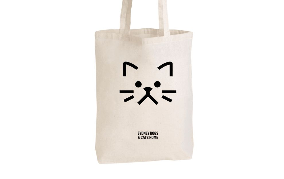 Sydney Dogs And Cats Tote Logo Design