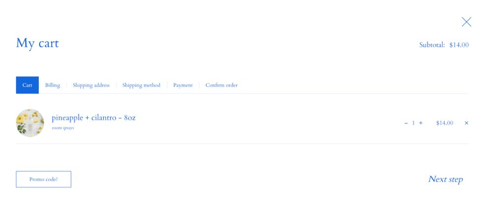 Flambette Intuitive Website Design