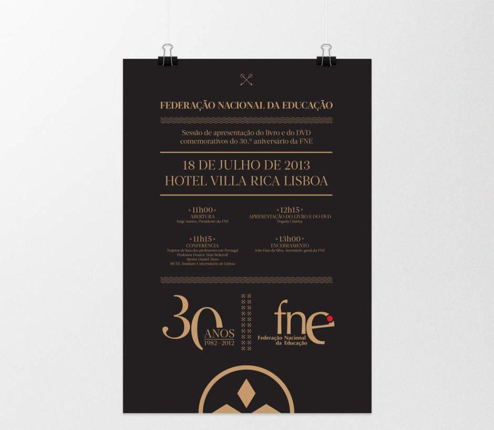 FNE Elaborate Print Design