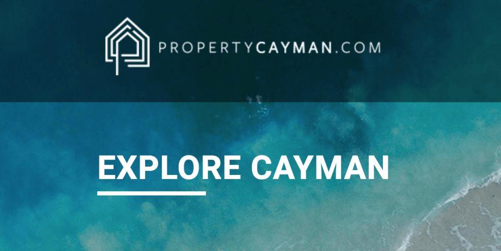 Property Cayman Bright Logo Design