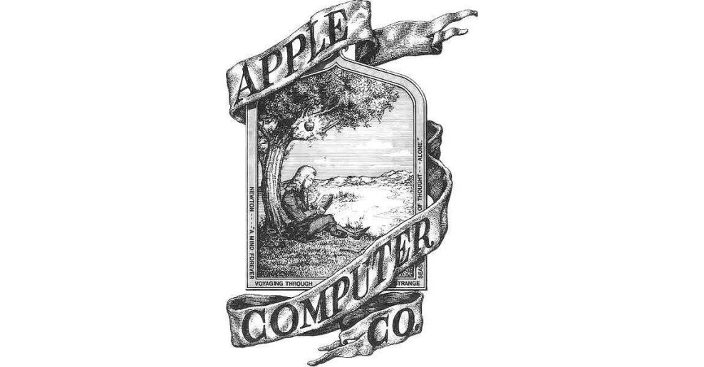 Apple Original Logo Design