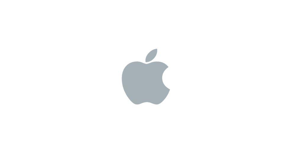 Apple Modern Logo Design