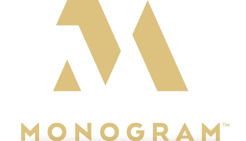 The Monogram Logo's Minimalist And Classy Design Modernizes A Traditionally-Oriented Niche (slide 1)
