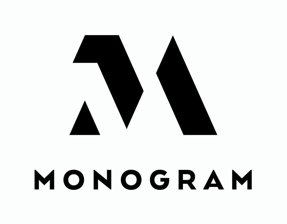 The Monogram Logo's Minimalist And Classy Design Modernizes A Traditionally-Oriented Niche (slide 3)