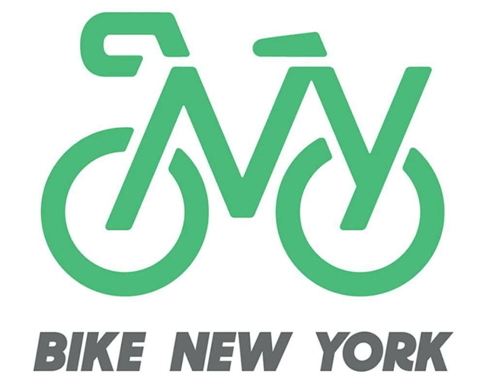 Bike New York's Logo Reflects NYC's Forward-Thinking And Sustainable Mindset (slide 1)