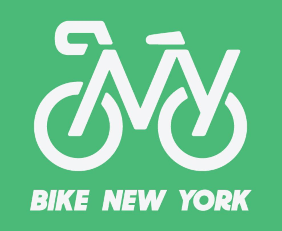 Bike New York's Logo Reflects NYC's Forward-Thinking And Sustainable Mindset (slide 3)