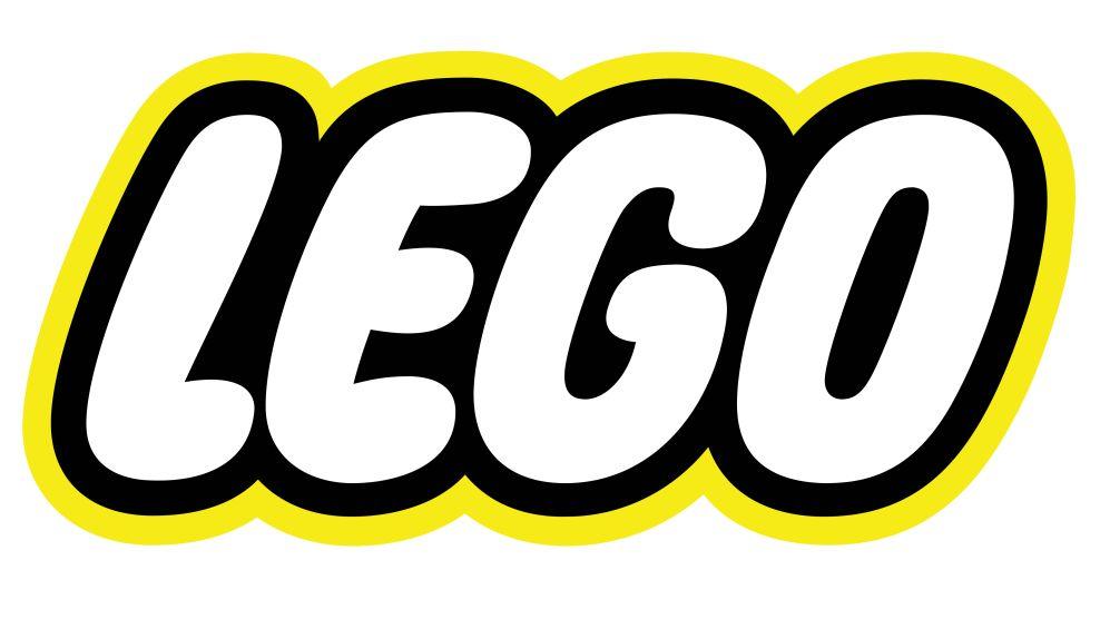Lego logo outline design