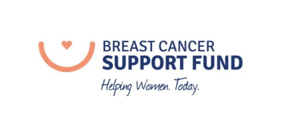 breast cancer support fund logo designed by mistique brand communications