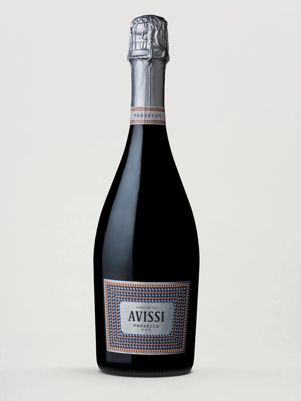 Avissi Prosecco package design by Affinity Creative