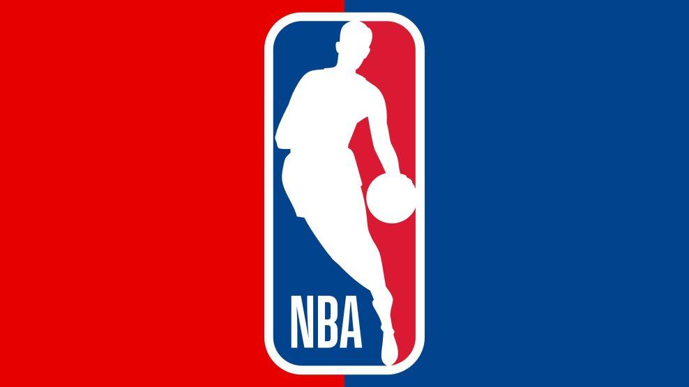 NBA logo design