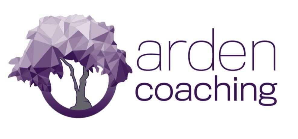 Arden Coaching logo design