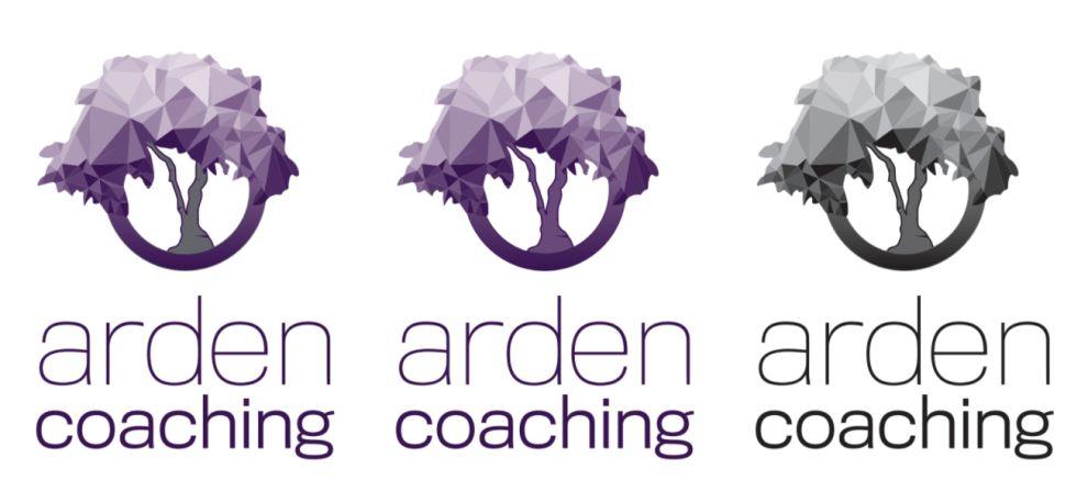 Arden Coaching's Logo Design Conveys Leadership Skills, Approachability And Optimism (slide 3)
