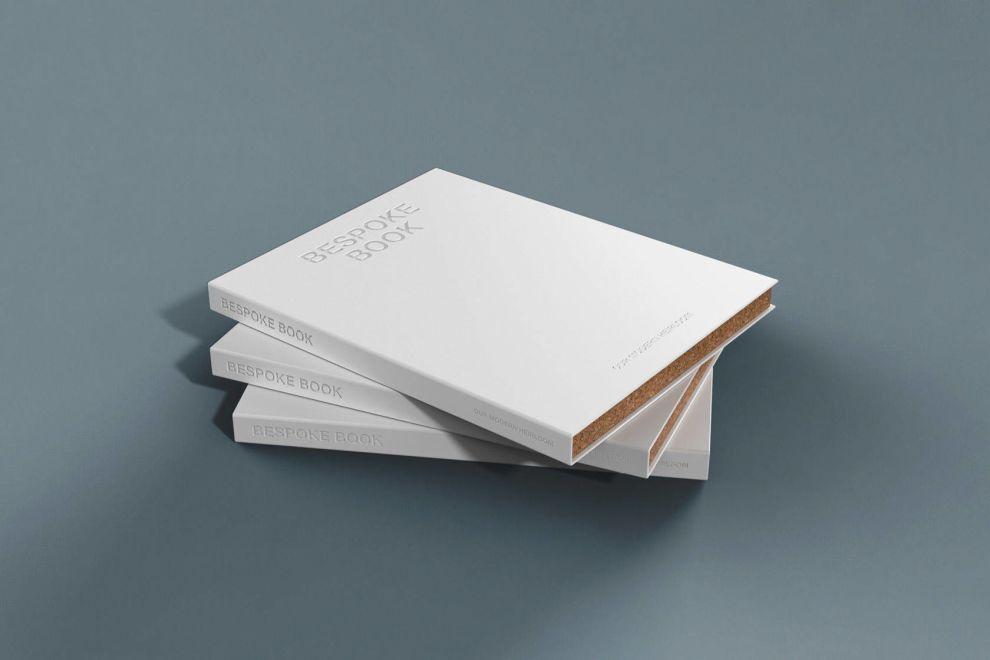 Bespoke book package design