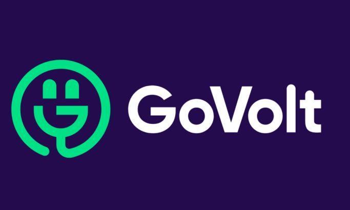 GoVolt logo design