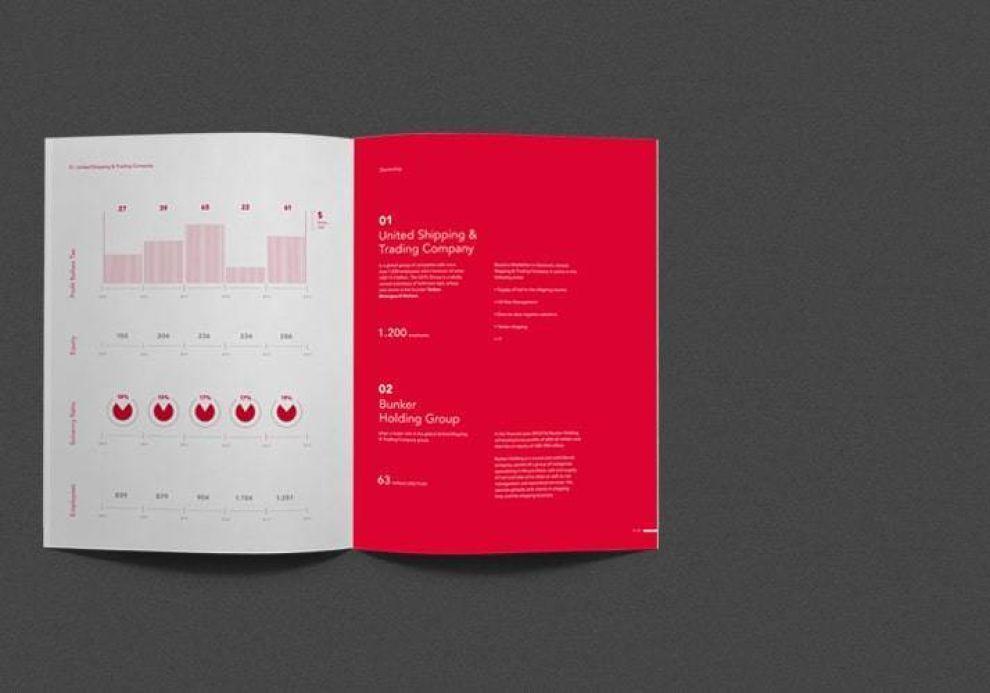 BMS United print design inside