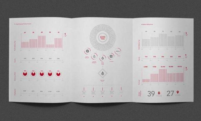 BMS United print design by Kommi Graphics color palette