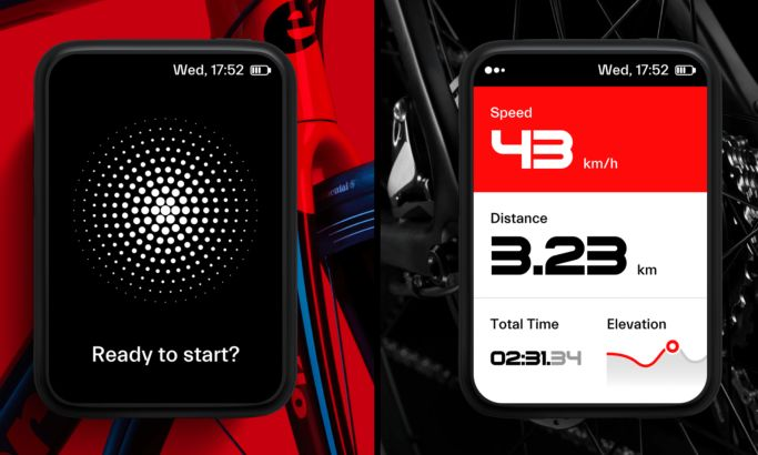Hey Bicycle App Design showcase