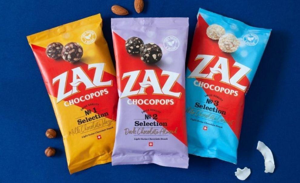ZAZ Chocopops Flavor Variants