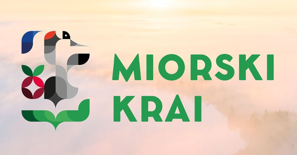 Miorski Krai logo design by Moloko