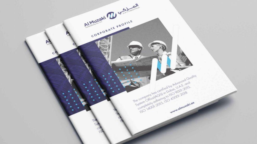 Al Muzaki print design