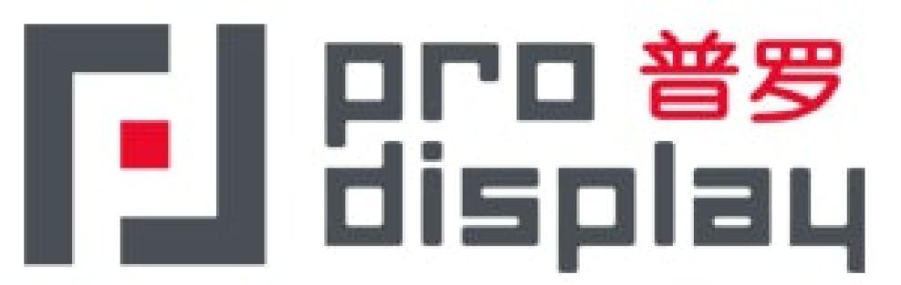 Pro Display logo design