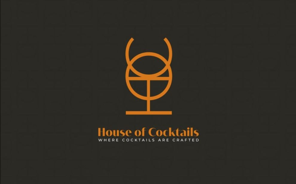The House Of Cocktails Logo