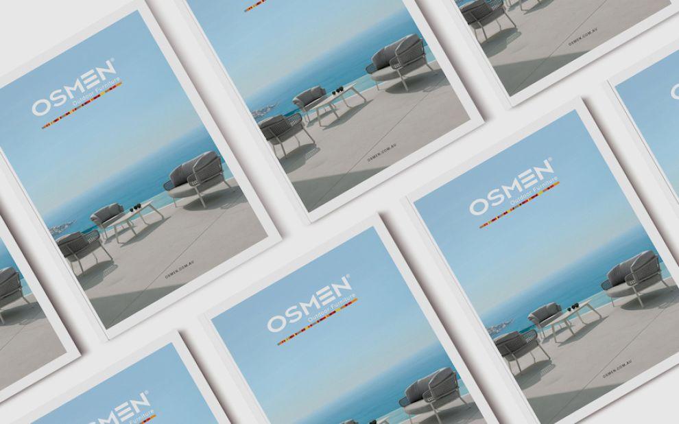 Osmen print design