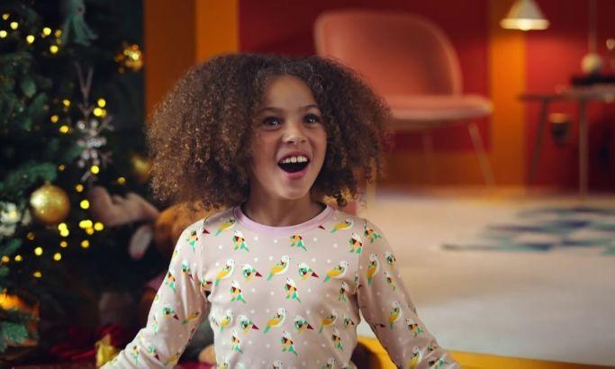 TK Maxx 'A White Christmas' Advert 2017