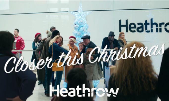 Heathrow Bears Christmas TV Advert
