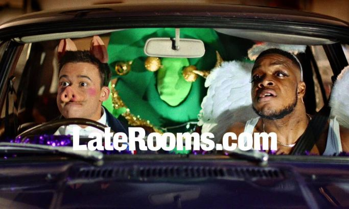 LateRooms.com TV Advert 2015