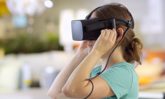Ikea Showroom's Virtual Reality Inclusion Aligns The Brand As A Trustworthy Innovator