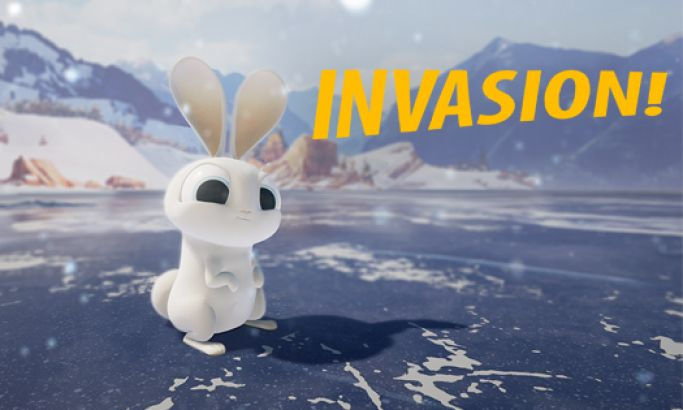 The Invasion! Video Uses VR Technology To Tell An Energetic And Exciting Story Of Triumph