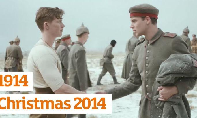 1914 | Sainsbury's OFFICIAL Ad | Christmas 2014