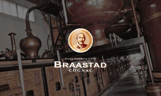 Braastad Cognac Elegant Website Design