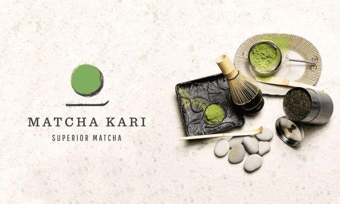 Matcha Kari Top Website Design