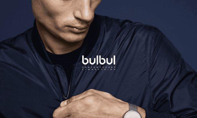 Bulbul Watches Minimal Website Design