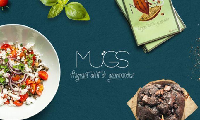 Le Mugs Colorful Website Design