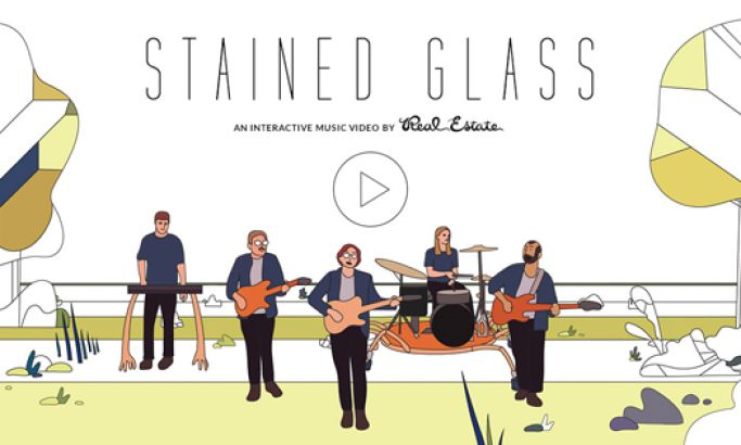 Stained Glass Awesome Website Design