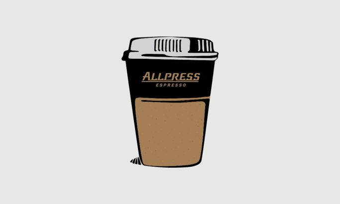 Allpress Espresso Great Website Design