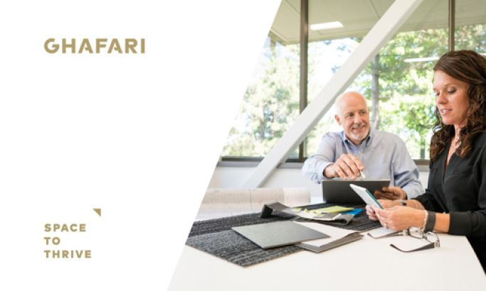Ghafari Associates Awesome Website Design