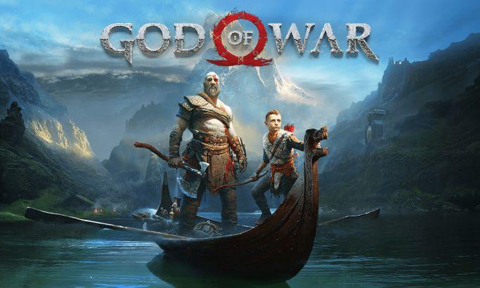 God of War Amazing Website Design